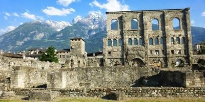 La mia guida di Aosta
