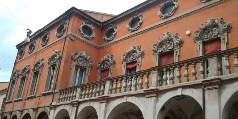 Historical Palaces in Cesena