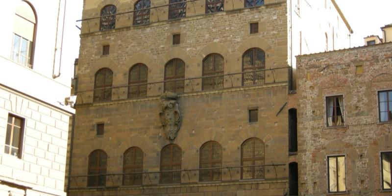 Museo della casa fiorentina antica palazzo davanzati for Casa della piastrella firenze