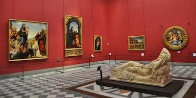 Tour di 1 giorno con Accademia e Uffizi
