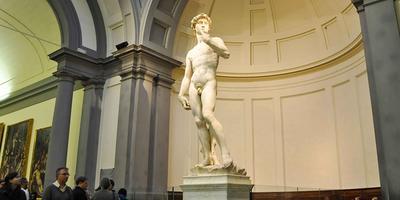 Firenze: Galleria dell'Accademia monolingue Tour