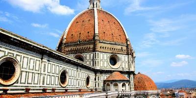 Tour guidato del Duomo di Firenze e delle terrazze