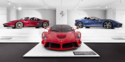 Da Firenze: Full-Day Ferrari Tour con degustazione