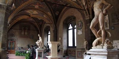 Michelangelo e Donatello: 2 ore Museo del Bargello Tour