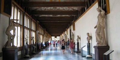 Galleria degli Uffizi monolingue Tour