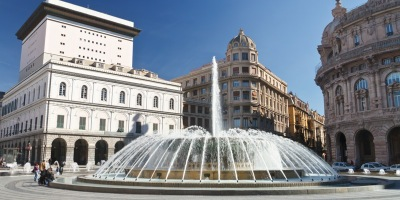 Must see attractions in Genoa
