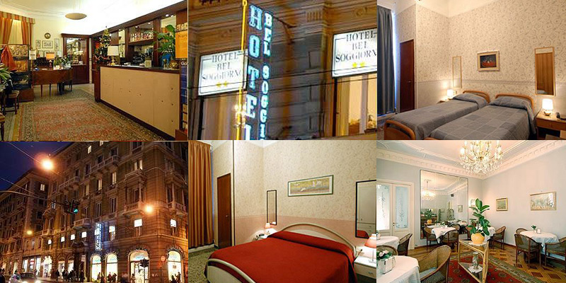 Bel Soggiorno - Hotel in Genoa | ZonzoFox