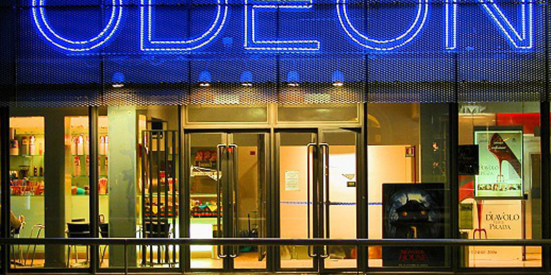 Cinema Odeon - Vita notturna a Genova | ZonzoFox