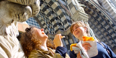 Food & Wine Tour in the historical center of Genoa