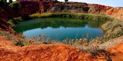 From Lecce: Otranto Bauxite Quarry & Punta Palascia