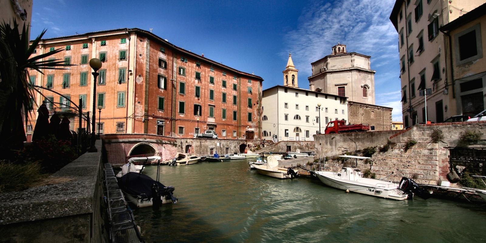 Livorno's guide