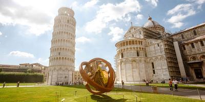 Da Firenze: tour guidato a Pisa e a Lucca