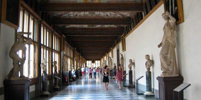 Galleria degli Uffizi Tour