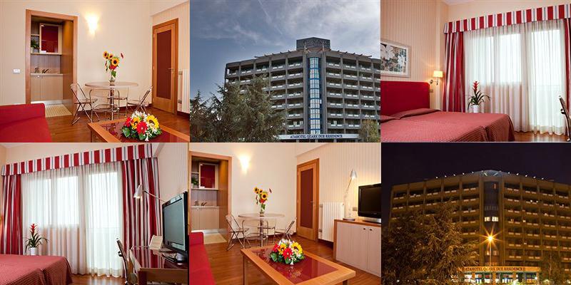 Atahotel quark due residence hotel a milano zonzofox for Ata hotel milano