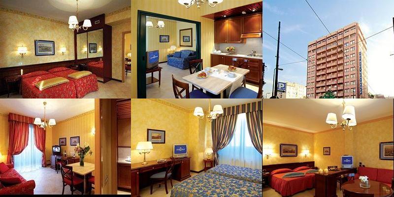 Atahotel the big hotel a milano zonzofox for Ata hotel milano