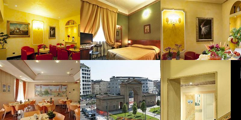 Cervo hotel hotel a milano zonzofox for Hotel cervo milano