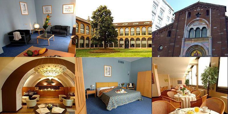 Hotel Palazzo Delle Stelline Milano