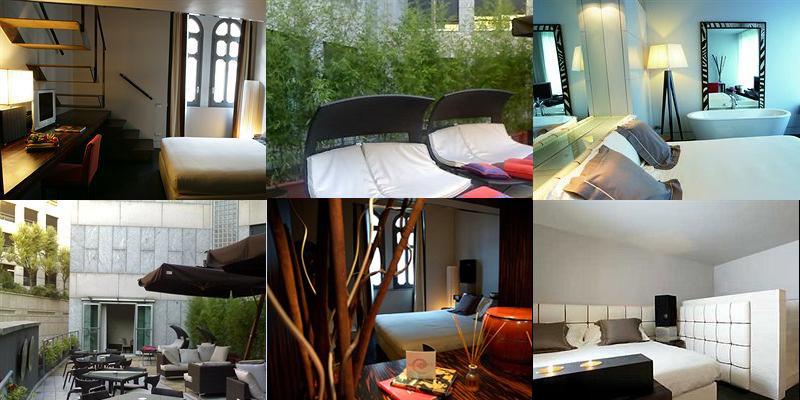 The gray a sina hotel hotel a milano zonzofox for Grey hotel milano