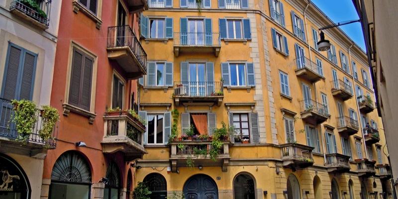 Brera quartiere milano zonzofox for Designer a milano