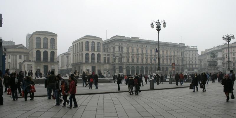Museo Del 900 Milano.Museum Of The 900 Palazzo Dell Arengario Milan Zonzofox