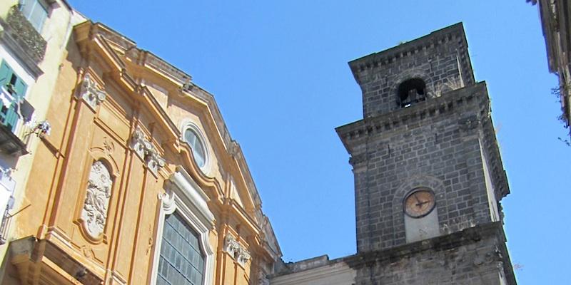 . Церковь Сан-Лоренцо-Маджоре
