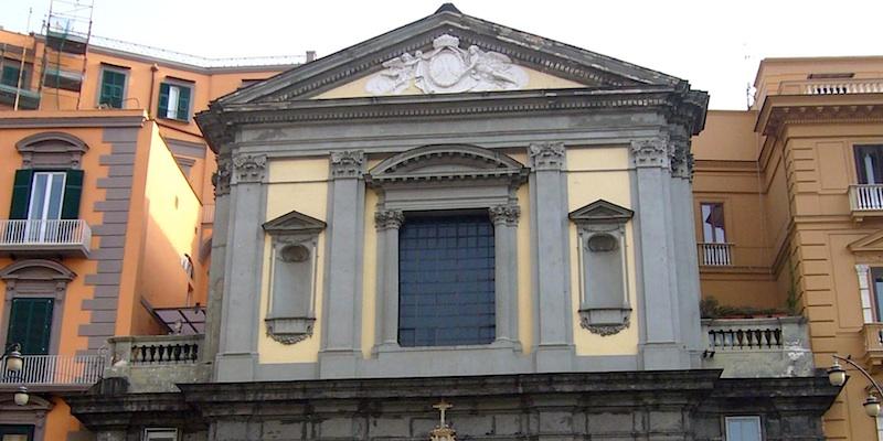 Церковь Сан-Фернандо, Неаполь