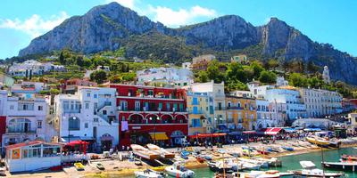 Island of Capri: Full-Day Tour from Naples