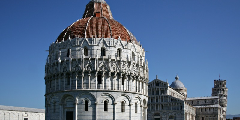Pisa essenziale: Piazza dei Miracoli