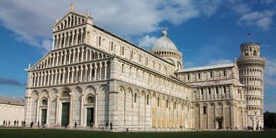 Pisa: 5 ore pomeriggio visita guidata da Firenze