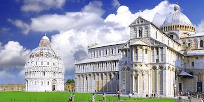 Pisa: tour guidato della città storica