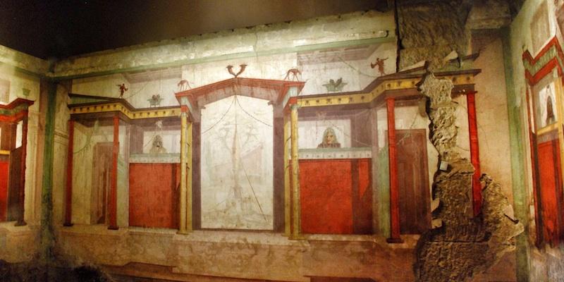 Casa di augusto sul palatino roma zonzofox for Augusto roma