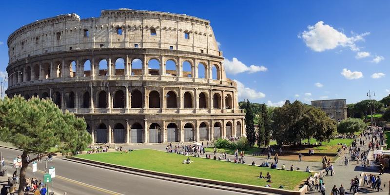 Hotel Anfiteatro Flavio Roma
