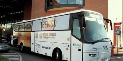 Treviso Airport to Mestre & Venice by Express Bus