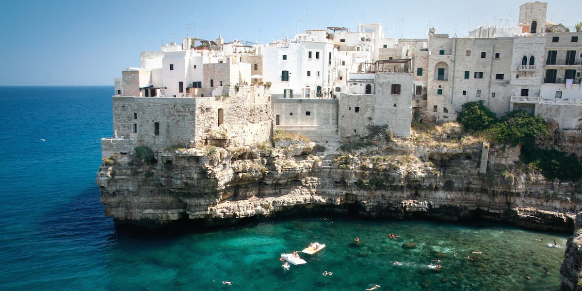 Hotels In Monopoli Italien