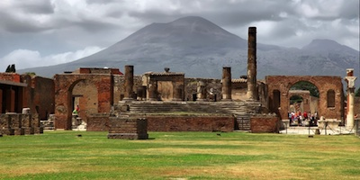 Guide of Pompei