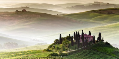 Guide of Val d'Orcia
