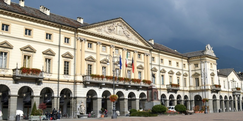 Attractions in Aosta