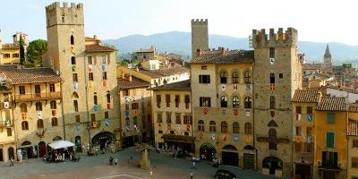 La mia guida di Arezzo
