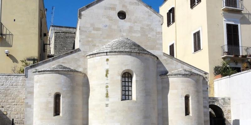 Minor Churches in Bari Vecchia