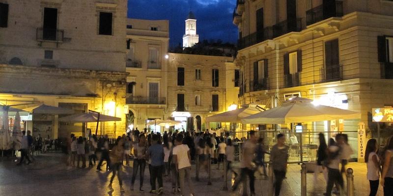 Movida in Bari