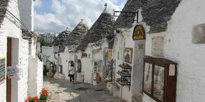 Alberobello Excursion from Bari Port
