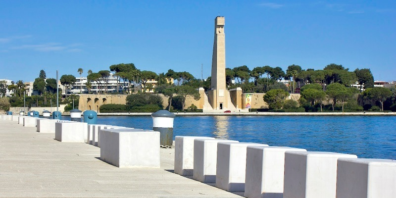 Attractions in Brindisi
