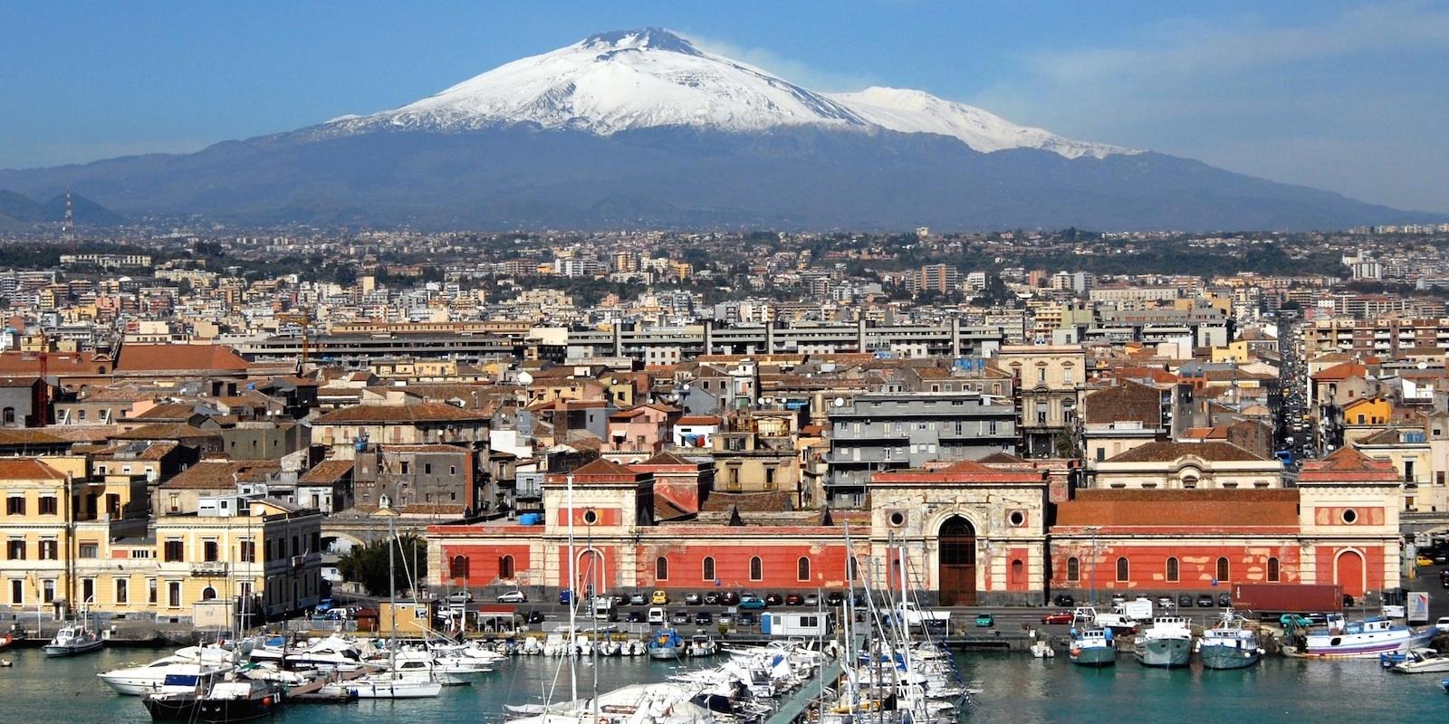 Catania's guide