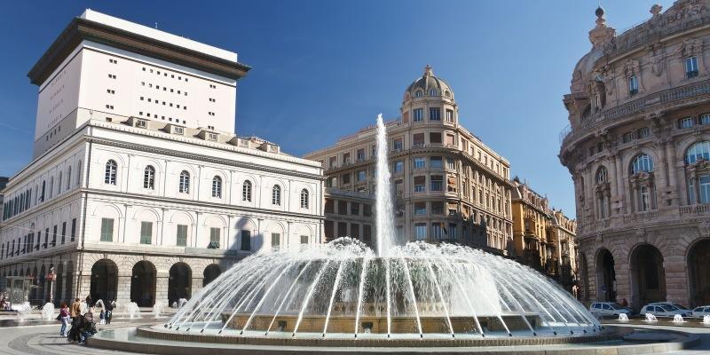 Attractions in Genoa