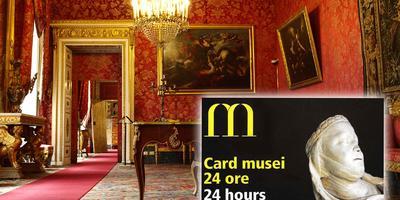 24/48 Hour Genova Museum Card