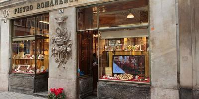 Genoa Old Delicacies and Confectionery Tour