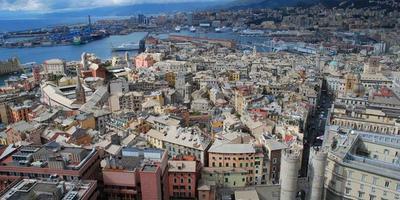 Genoa Walking Tour in Columbus' Footsteps