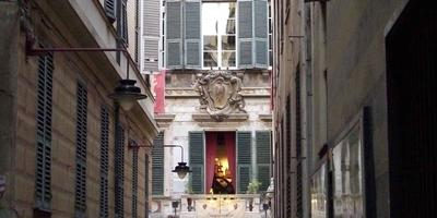 Guided Tour of Rolli Palaces UNESCO Site, Genoa
