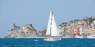 The Azure Day: Sail Along the Cinque Terre Coast