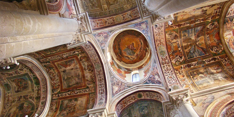 Kirche der Heiligen Niccolò und Cataldo